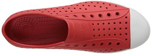 Sneaker Jefferson Fashion Naty Unisex Rosso / Bianco Conchiglia