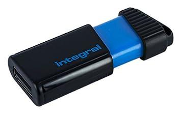 Integral Turbo 64GB USB 3.0 (3.1 Gen 1) Conector USB Tipo A Blanco Unidad Flash USB - Memoria USB (64 GB, 3.0 (3.1 Gen 1), Conector USB Tipo A, Sin Tapa, ...
