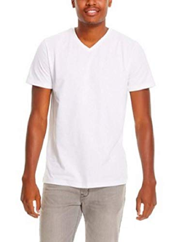 Mossimo Supply Co. Men's V-Neck T-Shirt White 3XL from Mossimo Supply Co