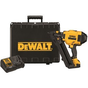 DEWALT DCN693M1 Connector Nailer Metal 20V