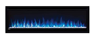 Napoleon Alluravision Deep Depth Linear Electric Fireplace (NEFL50CHD), 50-inch