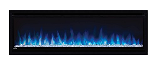Napoleon Alluravision Deep Depth Linear Electric Fireplace ,