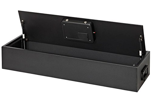 16. SnapSafe Vault with Digital Lock Under Bed Gun Safe