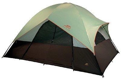 ALPS Mountaineering Meramac Two Room Tent – Fiberglass Poles and Oxford Floor (10 x 12-Feet), Outdoor Stuffs