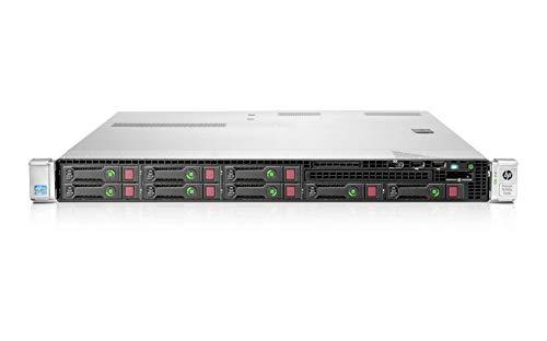 Entry-Level Proliant DL360e G8 Server | 2X 2.10GHz 16 Cores | 48GB | iLO | 4X HDD Trays (Renewed)