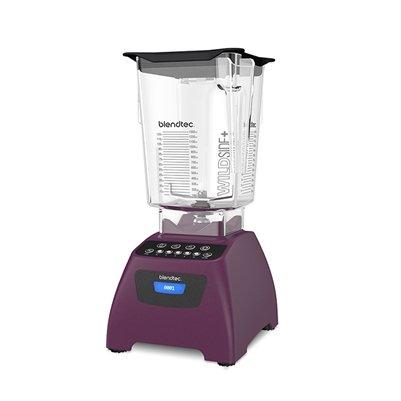Blendtec C575A2318A-A1AP1D Blendtec Classic 575 Blender with WildSide Jar, Orchid Purple