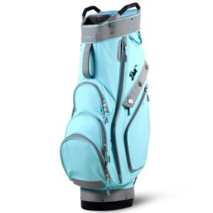 Sun Mountain Women's Diva Cart Golf Bag, Bahama/Grey Diva Golf Stand Bag