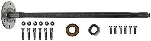 Rear Axle Shaft - 9