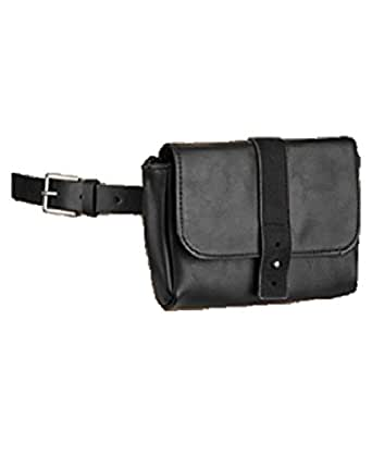 Style & co. Women's Black Non Leather Bag Belt Adjustable (Small)