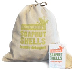 1 kg Indian Soap Nuts – organically certified. Releases more soap than other varieties. Eco-friendly and natural, replaces laundry powder and detergent Living Naturally