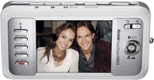 Kodak Easyshare V803 8 MP Digital Camera with 3xOptical Zoom (Silver Argent)