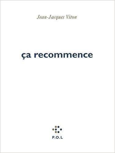 En ligne Ça recommence pdf epub