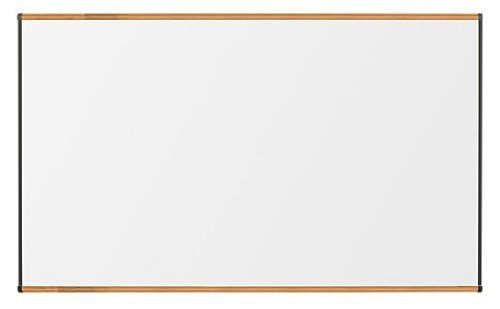 Best-Rite TuF Rite Melamine Dry Erase Whiteboard, Origin Trim, Medium Oak, 4 x 6 Feet (221OG-02) by Best-Rite by Best-Rite