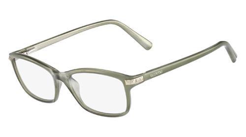 VALENTINO Eyeglasses V2653 319 Sage - Valentino Glasses Eye