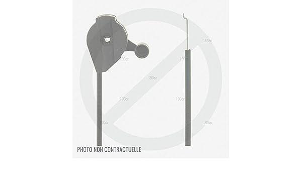 Mac Allister 1810055201 - Cable de Gas para cortacésped ...