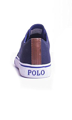 Polo Ralph Lauren Hombre Sneakers Navy