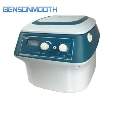 FINCOS Medical centrifuge Low-Speed centrifuge Tube 4000 RPM Rotor Capacity 20ml X12 Separator