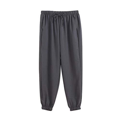 Ragazza Harem Boyfriend Grau Rilassati Larga Sottili Gamba Dal Jeans Sportivi Donna Da Jogging Jazz Aderenti Chino Pantaloni Design Allentato A w8nOqtfHxt