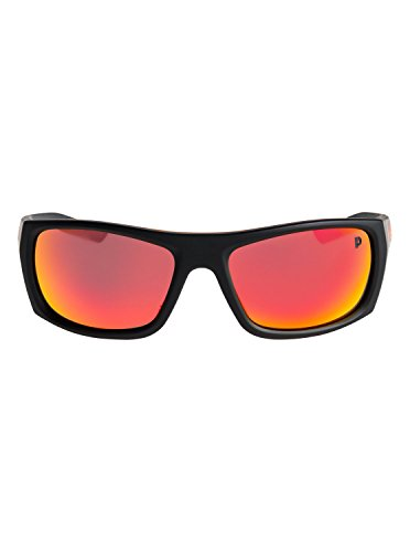 para Floatable Matte de Red Polarised sol EQYEY03074 Black Ml orange Quiksilver Gafas Pol Hombre Knockout TqEpEwY