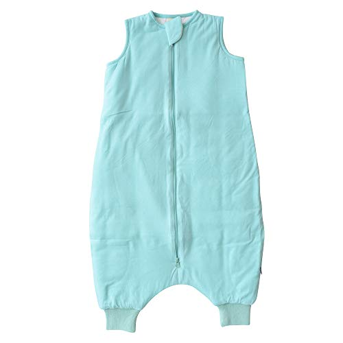 Infant Aqua Apparel - Kyte BABY Sleep Bag Walkers for Toddlers Made from Bamboo Rayon Material - Solid Color (6-18 Months, Aqua)