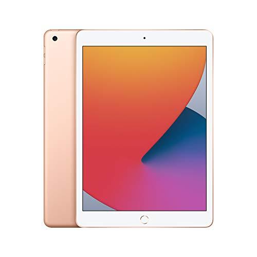 2020 Apple iPad (10.2-inch, Wi-Fi, 32GB) – Gold (8th Generation)