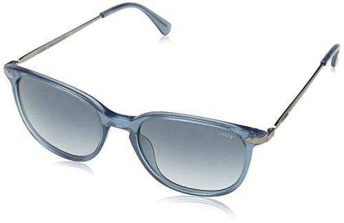 Sol Hombre Shiny para Azul de Azure Grey Opal Gafas Lozza 4qfIw6WcEI