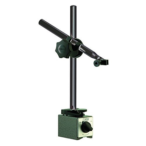 NOGA Fine Adjusting Magnetic Base - Model: PH4016 AUTO Power: On/Off mag.Base Holding Power: 220 Ibs