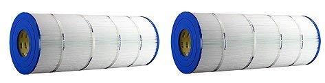 Pool Filter Cartridge (2 Pack Pleatco PA120 Hayward CX1200-RE Swimming Pool Filter C-8412 FC-1293 CX1200RE)