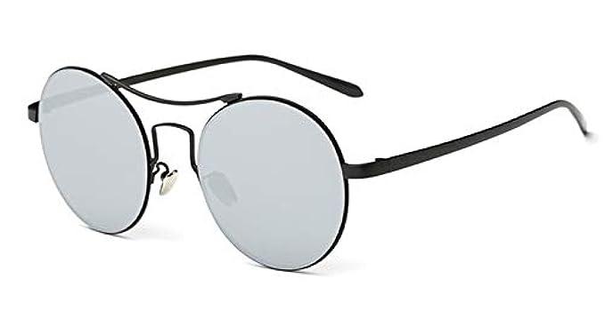 W Retrò Uomini Argento De Nero Tyjmeng Uv400 Sol Marca Designer Nuovi Da Sole Occhiali Di Vintage Speculare Oculos Rotondi Rivestimento