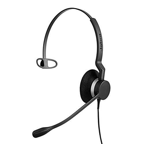 Jabra Biz 2300 Mono Headset, Black