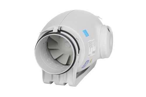 Soler and Palau TD-100XS In-line Exhaust Fan
