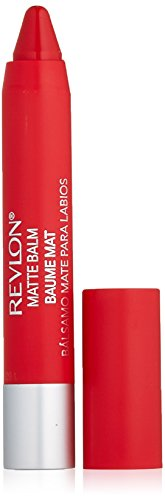 Moisturizing Lip Balm Matte (Revlon Matte Balm, Striking)