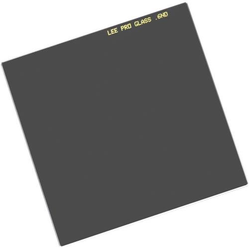 Lee Filters ProGlass 100x100mm IRND 2 Stop 0.6 ND Glass Filter by Lee Filters