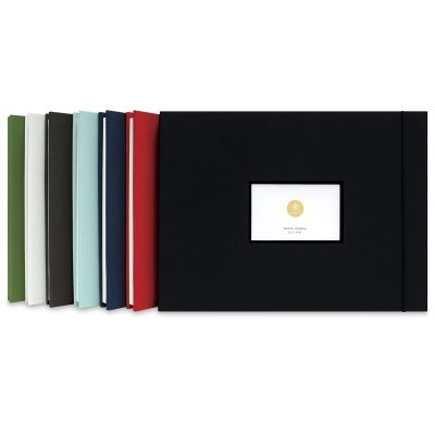 Embellishments Silver Bookmark (KINSHO Photo Journal 11.5x16 Stone)