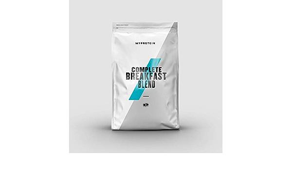 MyProtein Total Breakfast Batido con Mezcla de Carbohidratos ...