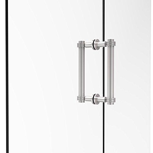 8 Brass Door Pull (Allied Brass 404D-8BB-PC Contemporary 8