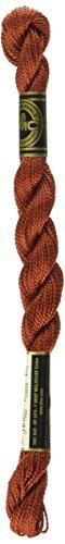 Copper Floss - DMC 115 5-919 Pearl Cotton Thread, Red Copper, Size 5