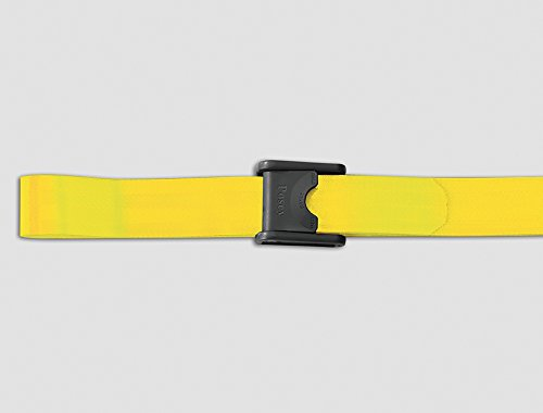 Yellow Long Posey 6546YL Premium EZ Clean Gait Belt
