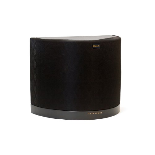Klipsch Reference RS-42 II 75 W RMS - 300 W PMPO Speaker - 2-way - Matte Black Vinyl (62 Hz to 24 kHz - 8 Ohm - 93 dB Sensitivity)