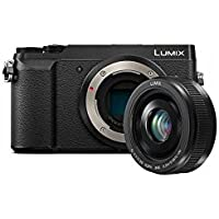 Panasonic GX85 Mirrorless Micro 4/3 Body w/Lumix G 20mm f/1.7 II Lens (International Version) No warranty