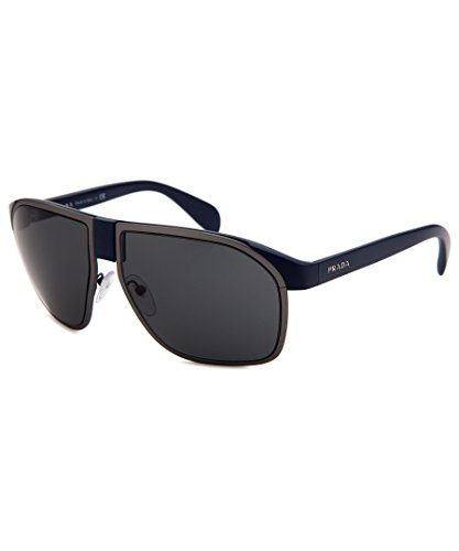 Prada PR21PS Sunglasses MA3 Matte Gunmetal product image
