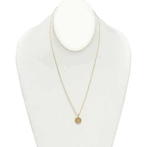 Heather Pullis Designs Initial Pendant (Gold n)