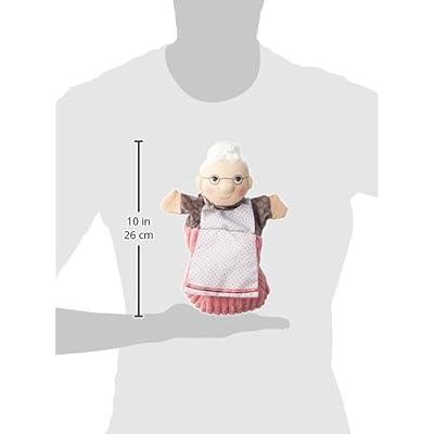 HABA Grandma Glove Puppet: Toys & Games