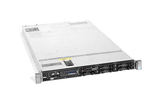 Dell PowerEdge R610 Server | 2X 2.66GHz Hex Core | 64GB | 2X 600GB 10K SAS (Renewed)