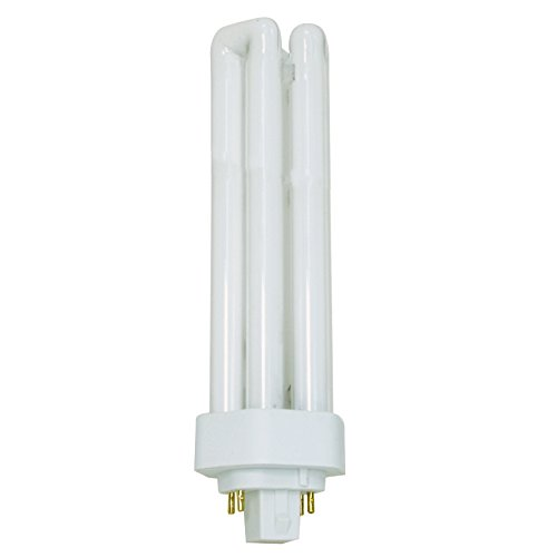 Utilitech 6.59-in Gx24q-4 Pin Base 42-Watt 4100 K Cool White Circline Fluorescent Light Bulb