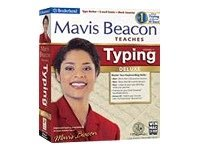 Mavis Beacon Typing 17 Deluxe By Broderbund