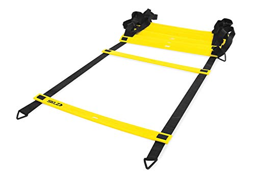 - SKLZ Quick Ladder. Flat Rung Agility Training Ladder.  15 ft. Multi-Sport Training Tool.