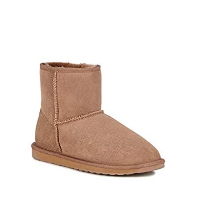 EMU Australia Womens Stinger Mini Winter Real Sheepskin Boots | Ankle & Bootie