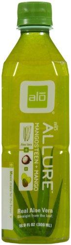Alo Allure Mangosteen Drink, 16.9 oz, 12 ct