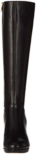 Clarks Women's Kelda Pearl Boots Black (Black Leather) V5PGgF1FY
